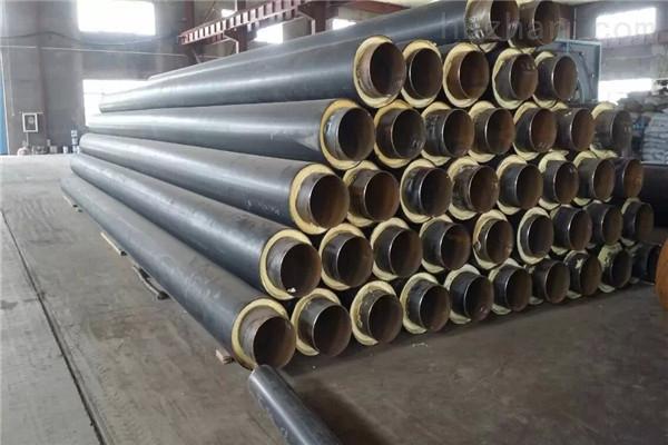 海南省塑套钢聚氨酯发泡保温管厂家现货
