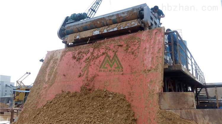 阳江矿山污泥水处理设备厂家