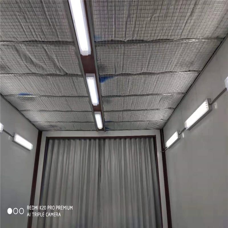 合肥地吸式喷漆房设备厂家直销