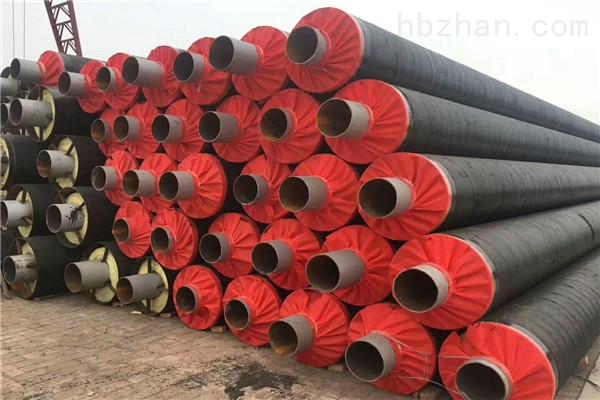 广州塑套钢聚氨酯发泡保温管供应