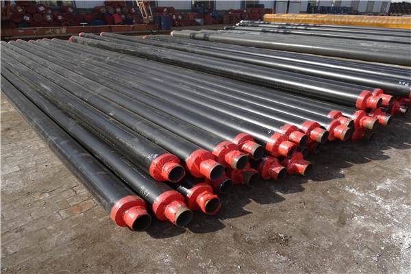 钦州玻璃钢耐高温保温钢管供应