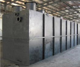 赣州 再生塑料清洗污水处理设备 作用