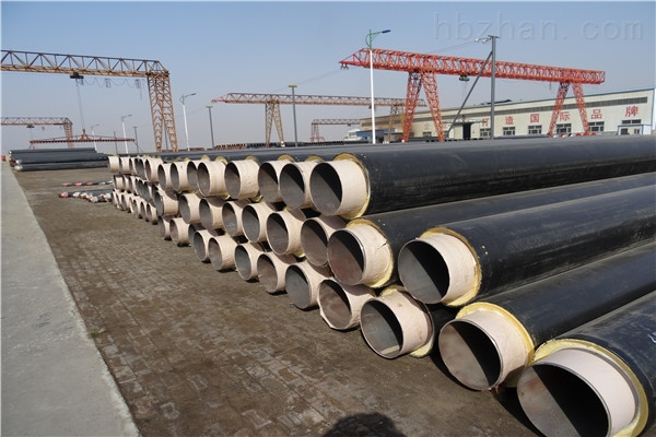 桂林玻璃钢缠绕型蒸汽保温钢管现货供应