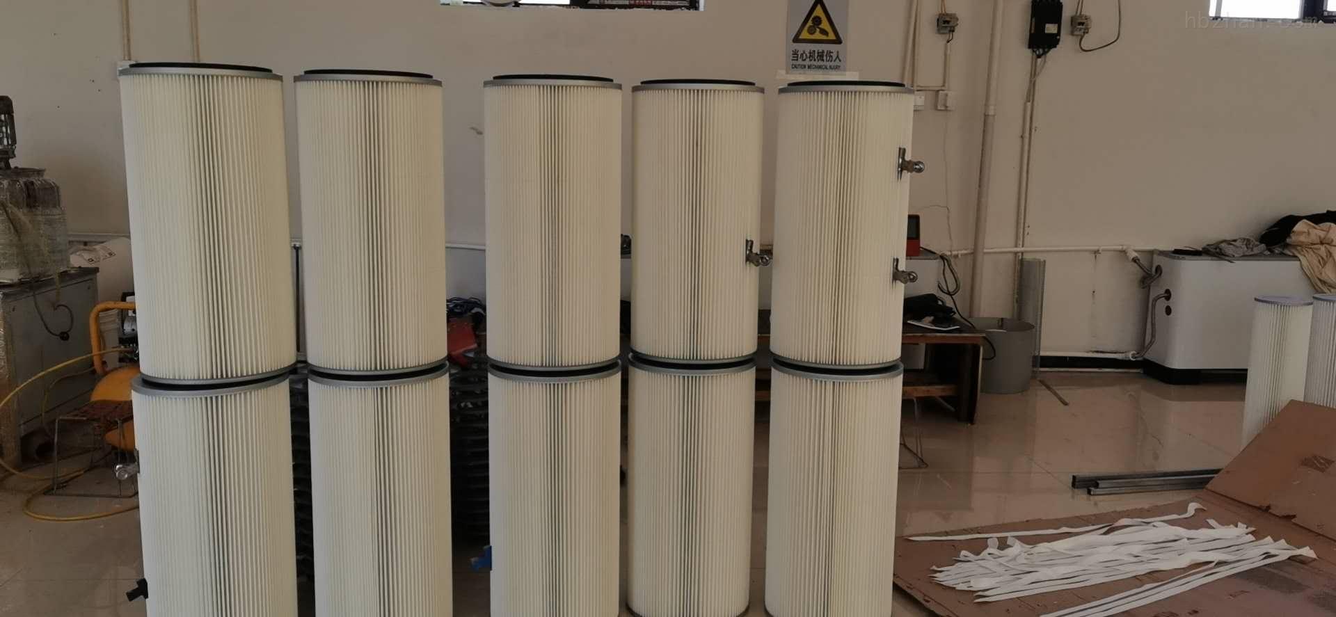 白银化工厂污水处理滤芯厂家价格
