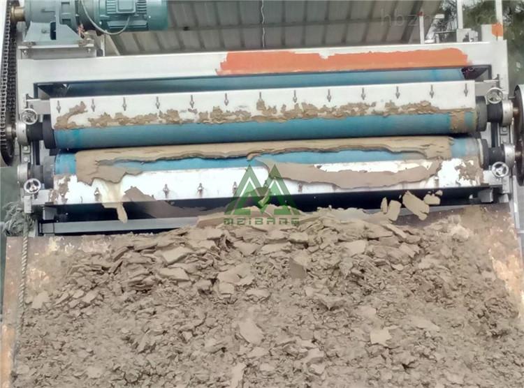 韶关鹅卵石泥浆脱水机价格
