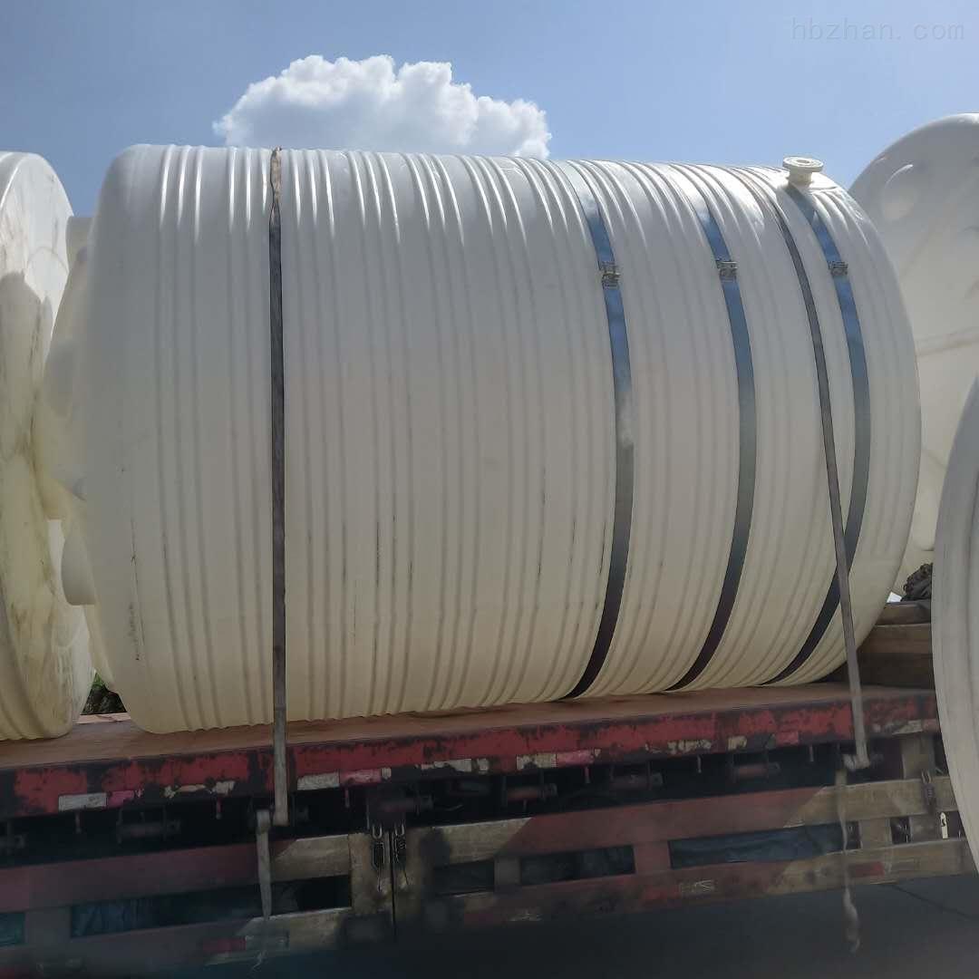 20吨塑料水塔 20立方PAM储罐