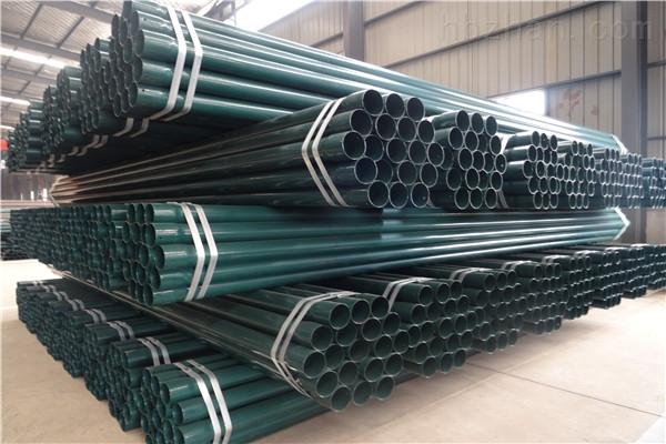 天津电缆用内外涂塑钢管多少钱