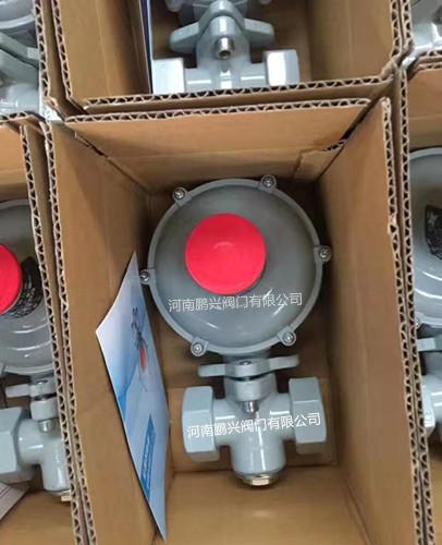 RTZ-H燃气调压阀
