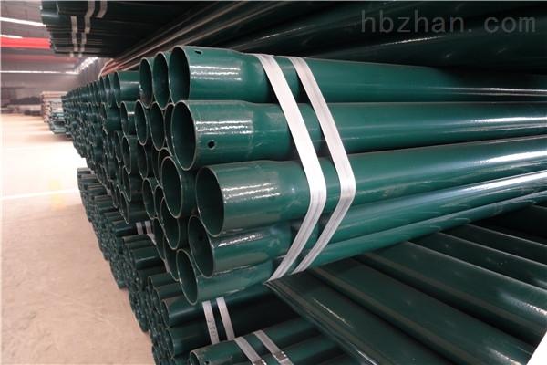 石家庄承插热浸塑复合钢管现货供应