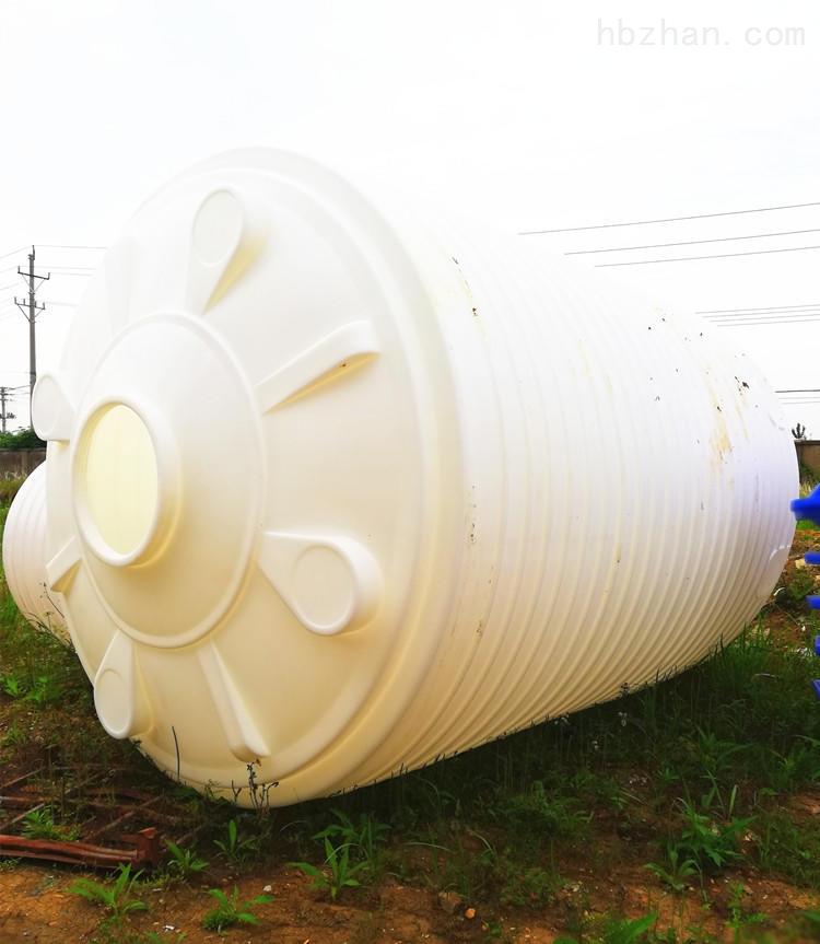 30立方塑料储罐 片碱储罐