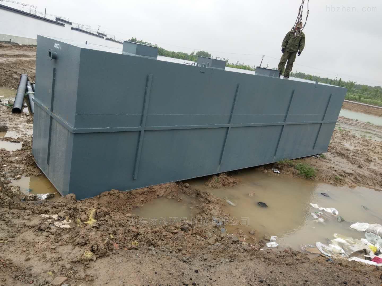 成都工业园一体化预制泵站污水提升设备