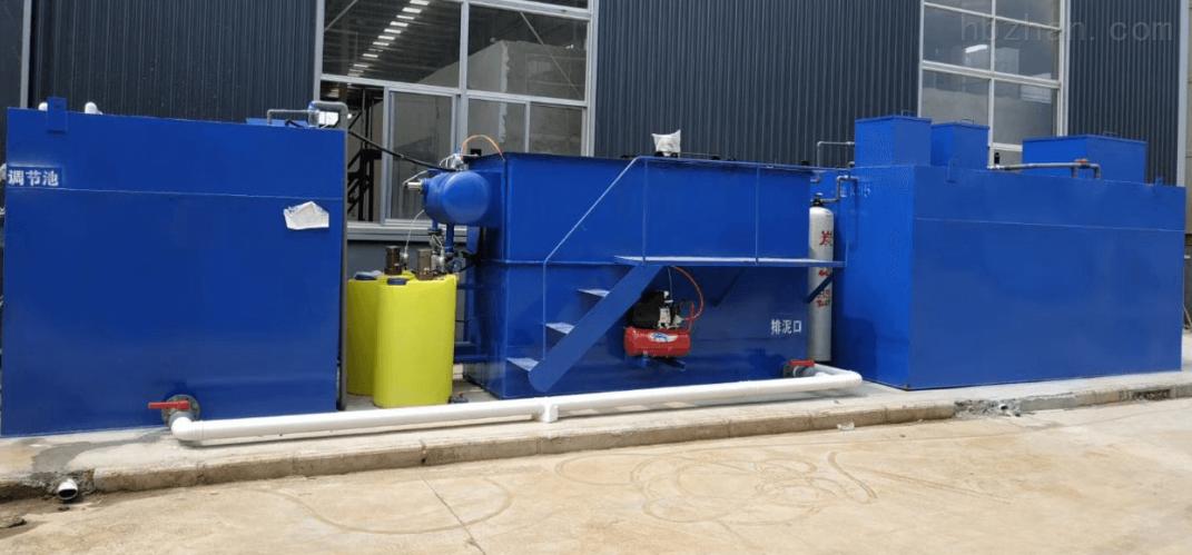 信阳服务站一体化预制泵站用于低洼处雨污水排涝