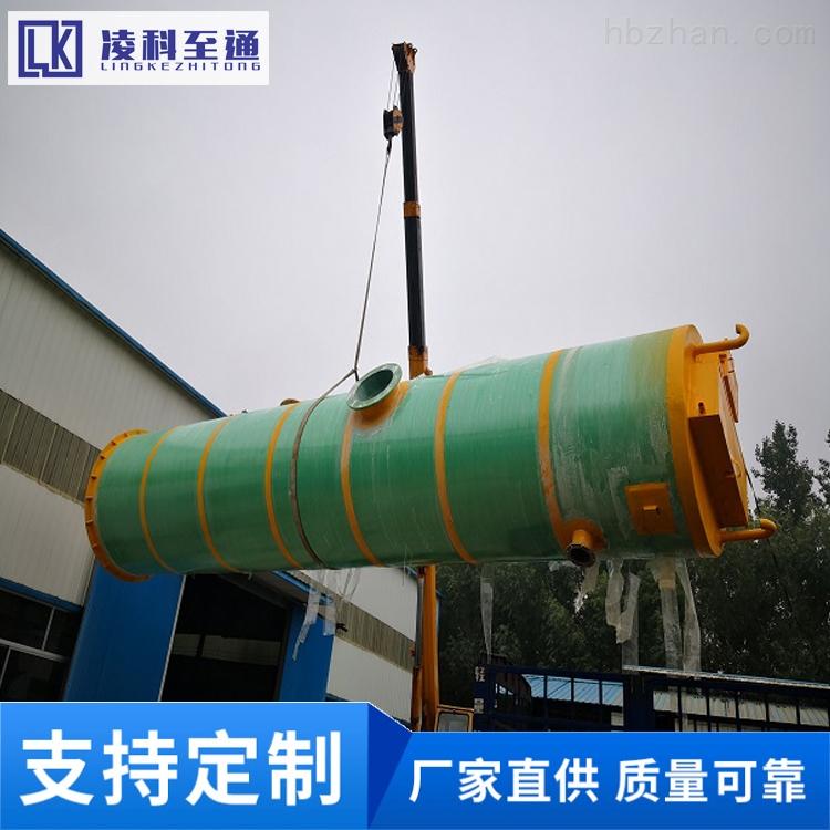 济南高速路一体化提升泵站品质保障