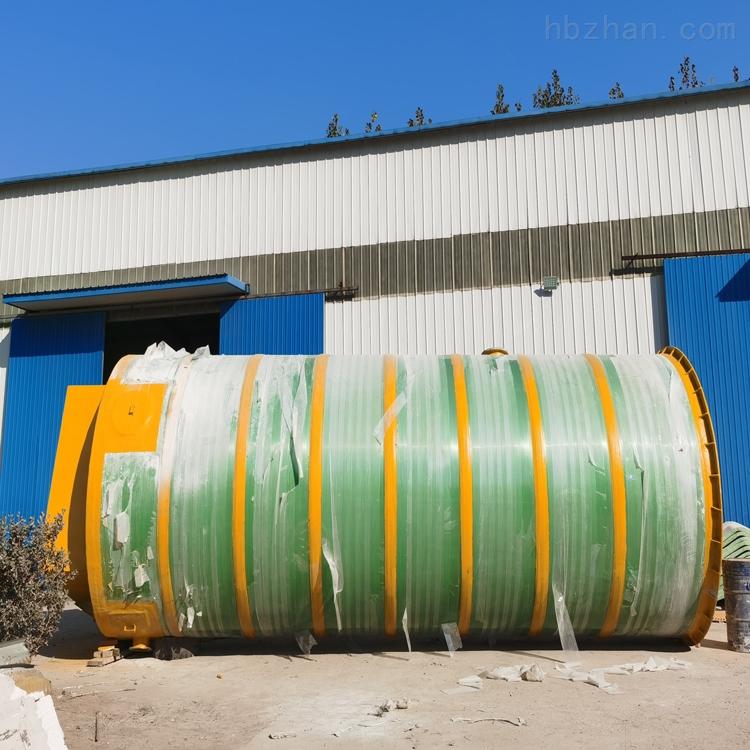 芜湖食品厂一体化预制泵站厂家地址