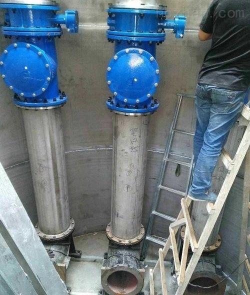 绥化一体化预制泵站应用范围