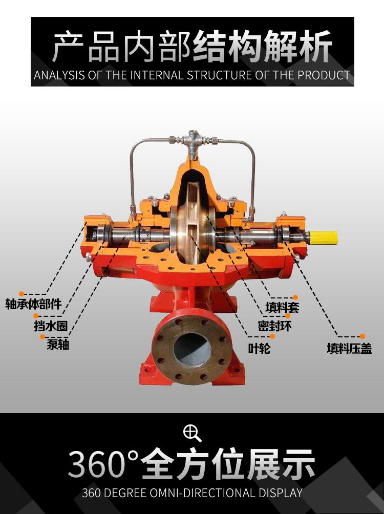 中开泵结构图