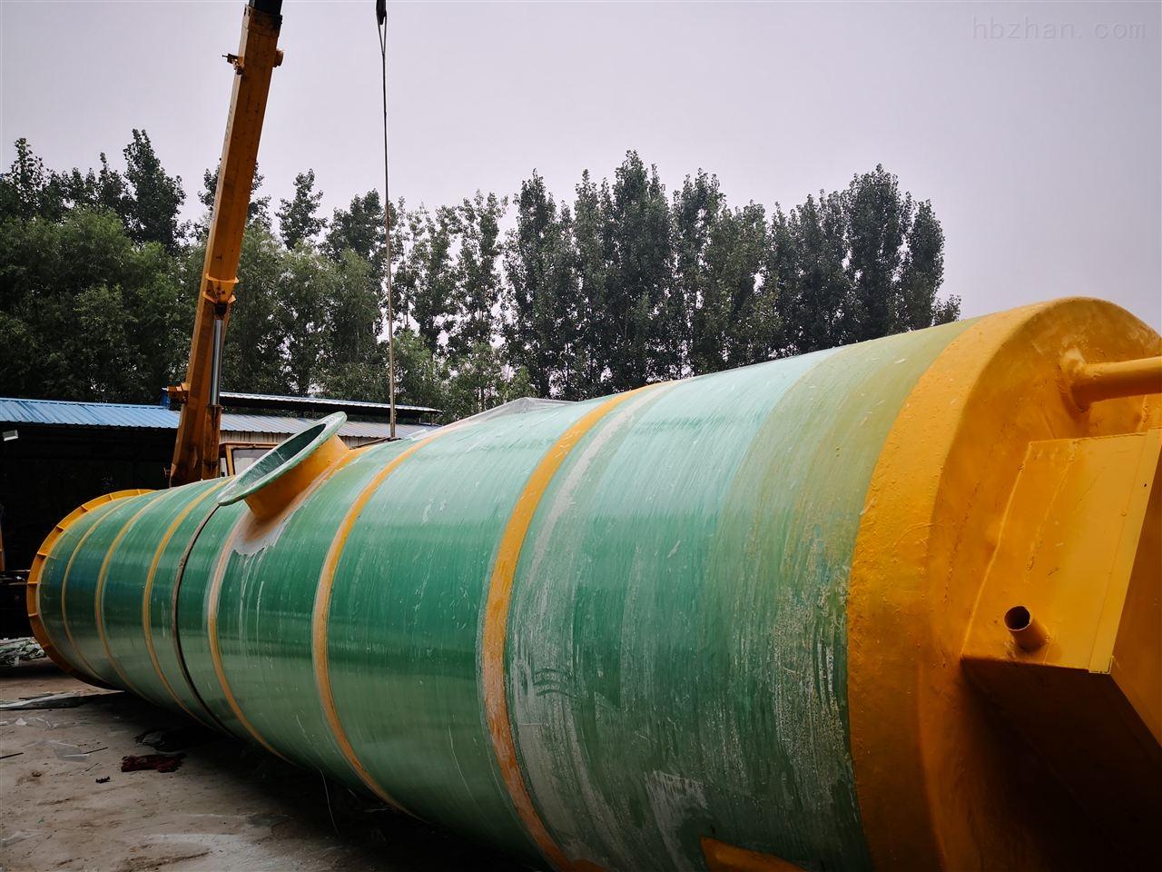 襄樊预制泵站老泵站改造