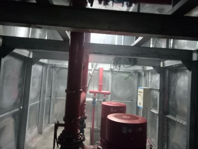 装配式BDF不锈钢成品消防水池