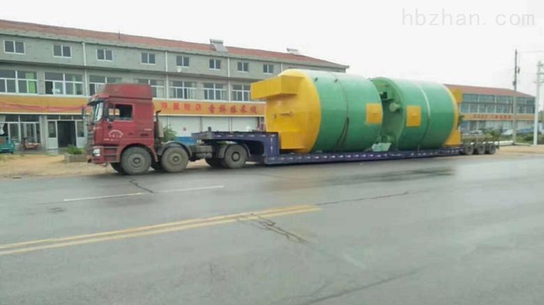 襄阳乡镇污水处理设备