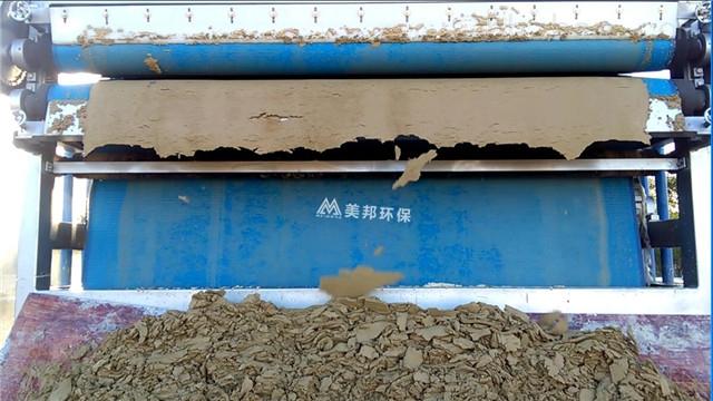 吉林水洗沙包土淤泥处理工厂