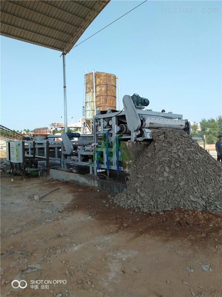 甘肃破碎制砂污水处理设备怎么样