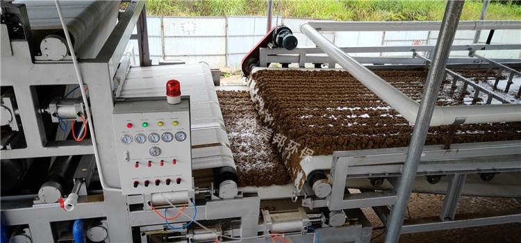 河北机制砂泥浆处理设备效果