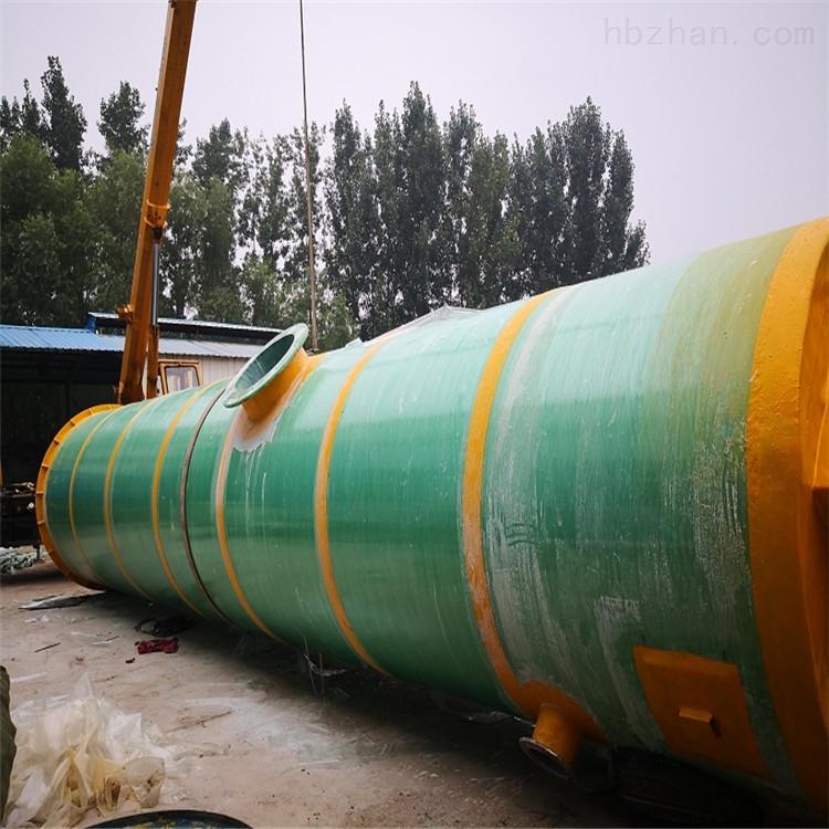文山食品厂一体化提升泵站智能操作LKZT