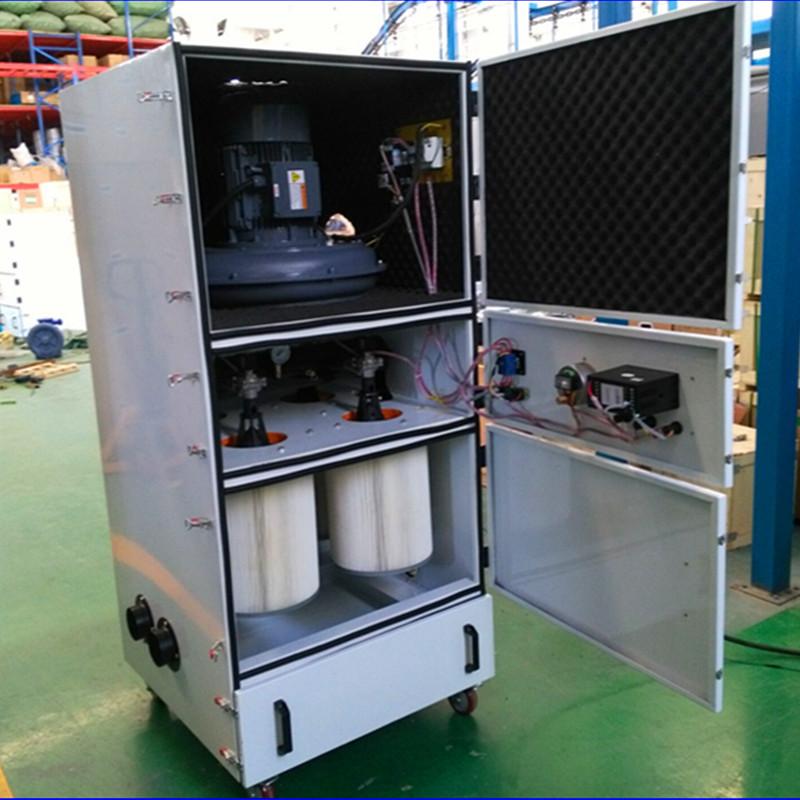 厂家 脉冲吸尘器 移动柜式磨床脉冲吸尘器生产厂家示例图3