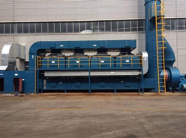 印刷厂废气处理rco催化燃烧