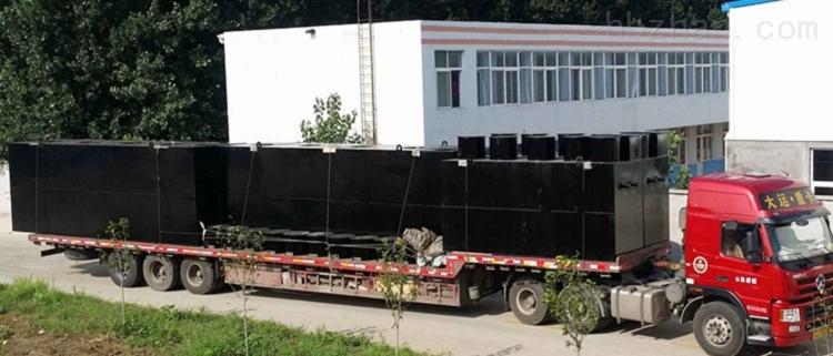 榆林-一体化预制泵站