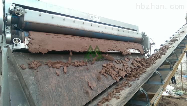 广东洗石粉泥浆处理效果