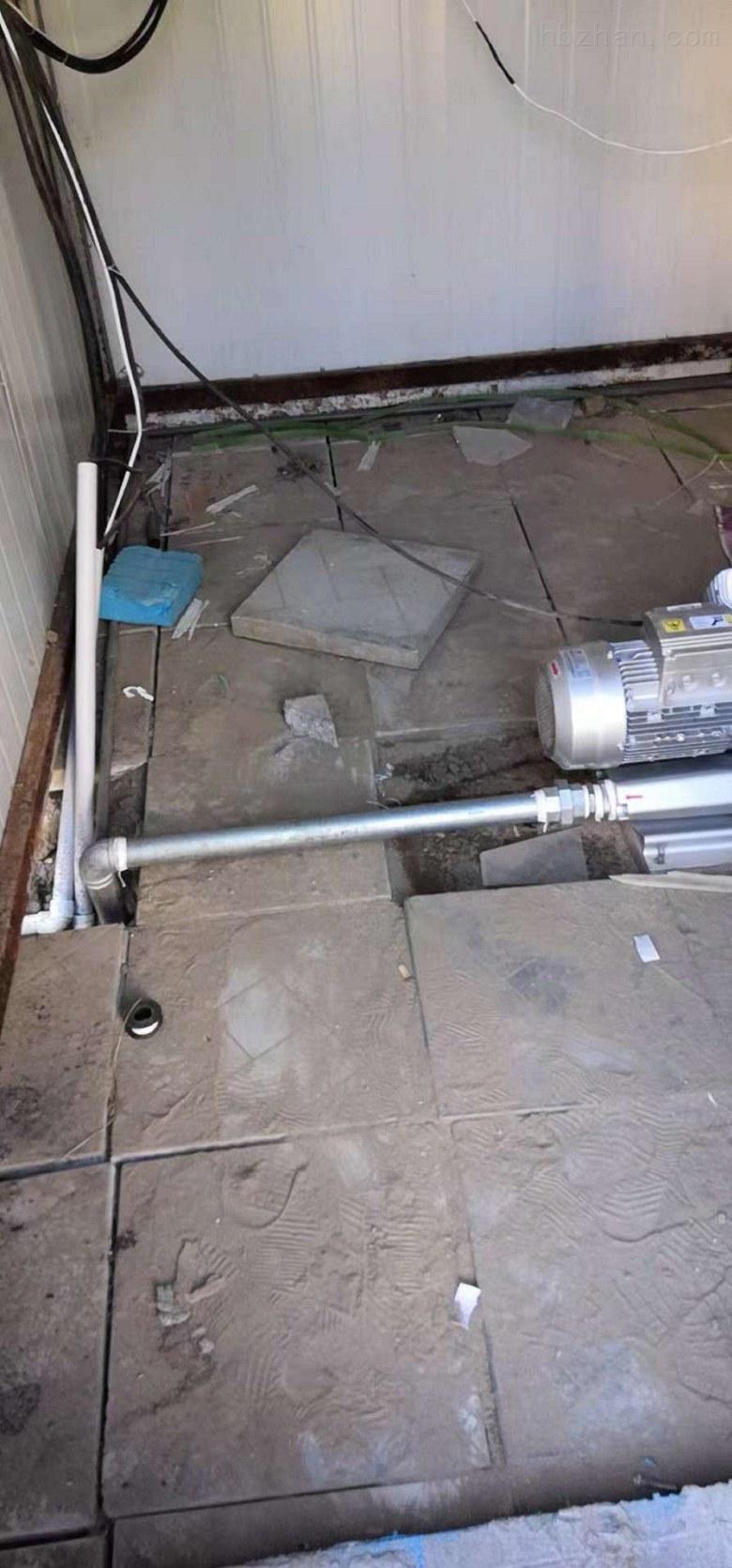 伊春-一体化污水泵站技术