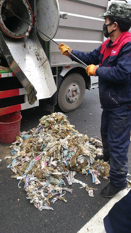 998 未来城市 生态环境管理专家 FutureCity 中国制造 污水净化车 H3垃圾单独分离