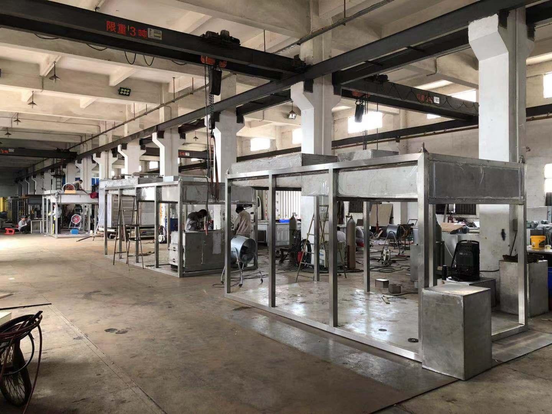 深圳市九九八科技有限公司厂区