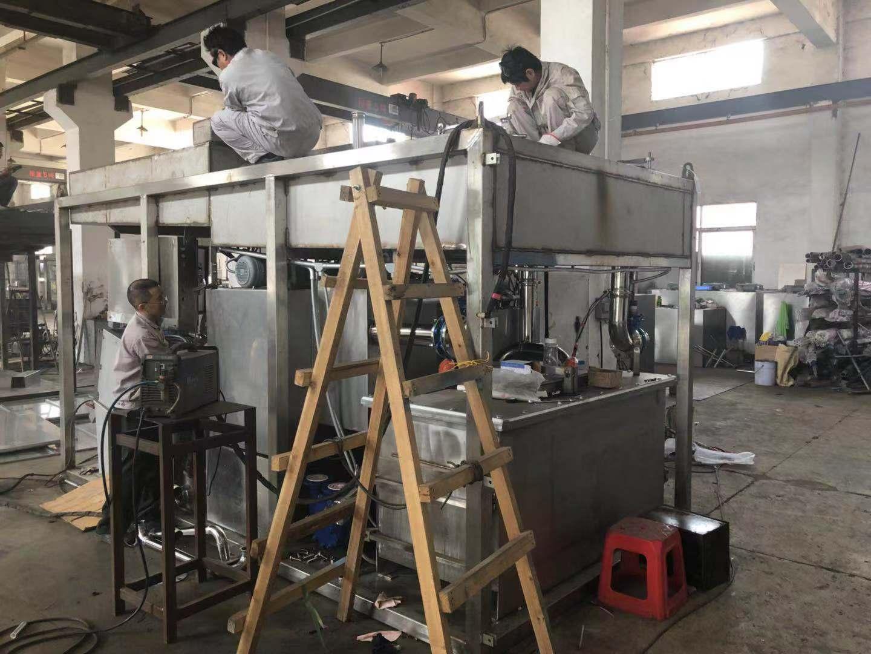 深圳市九九八科技有限公司生产车间