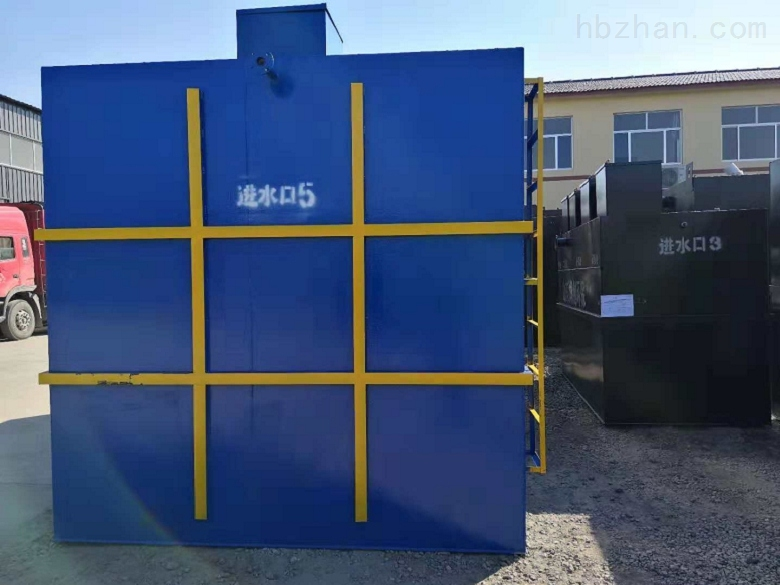 营口-一体化预制泵站