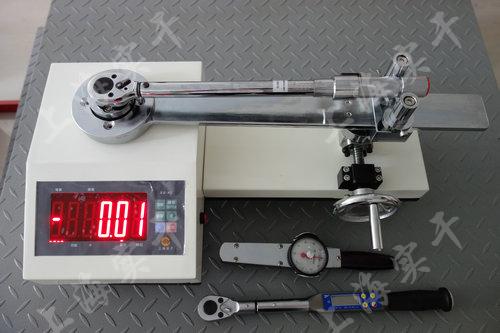 機械式扭矩扳手檢定儀
