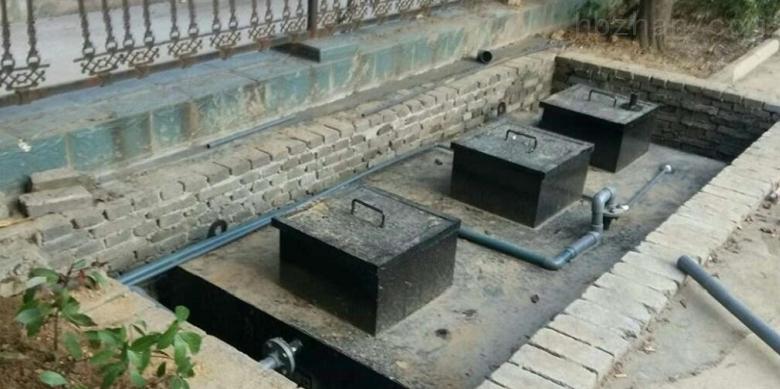 铜陵卫生院污水处理设备