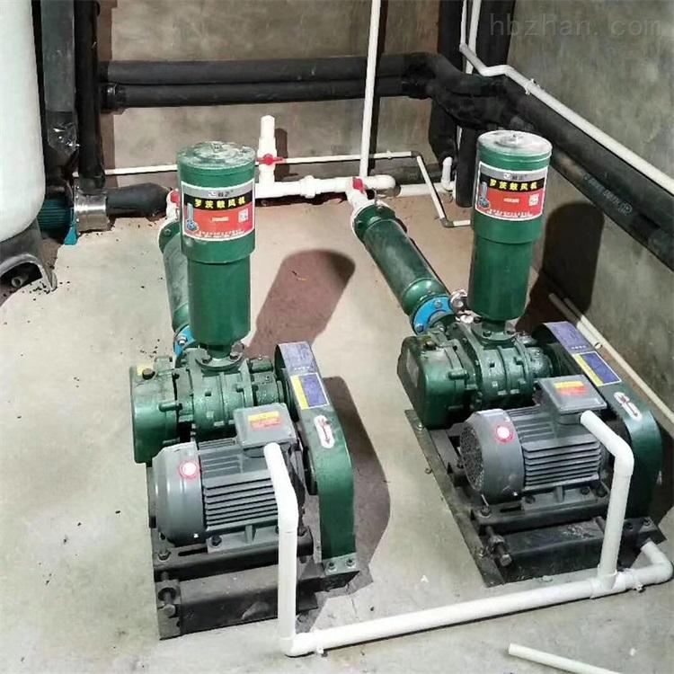 德宏口腔污水处理设备安装说明