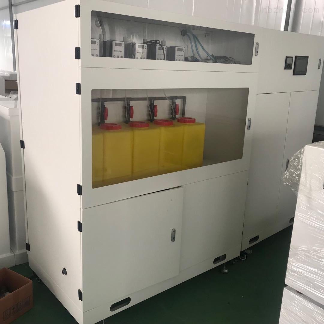 衡水动物疾控废水处理设备使用方法