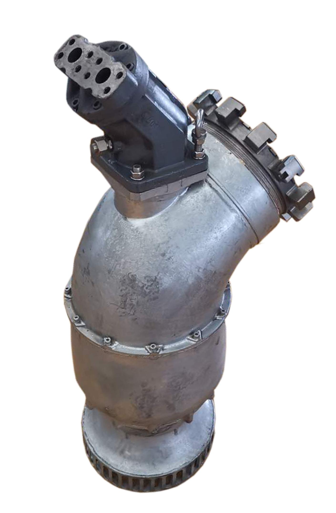 远程供水液压消防泵