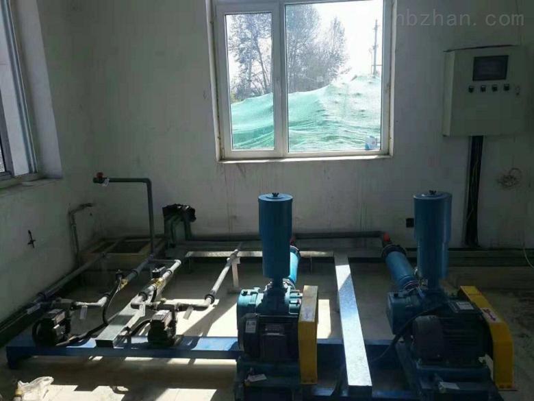 济南-一体化污水泵站技术