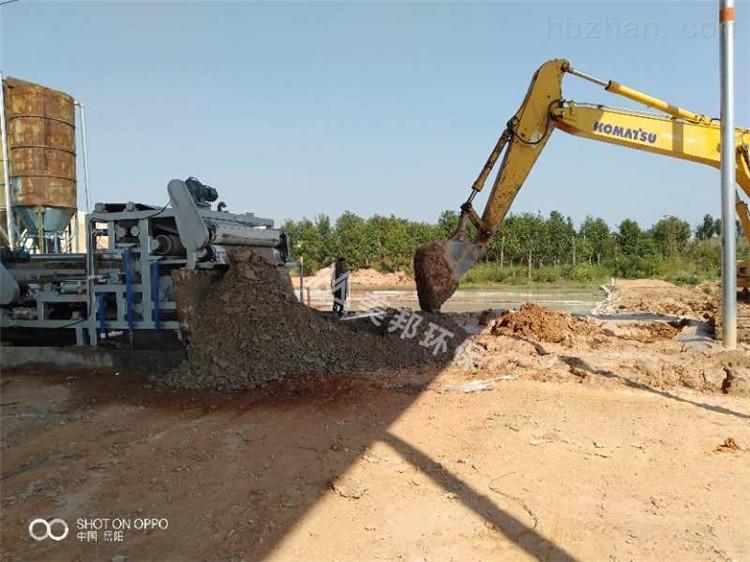 尾矿泥浆压滤机 污泥脱水机质量好