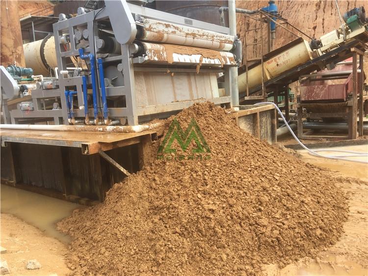 制砂泥浆压榨机 污水处理设备怎么样