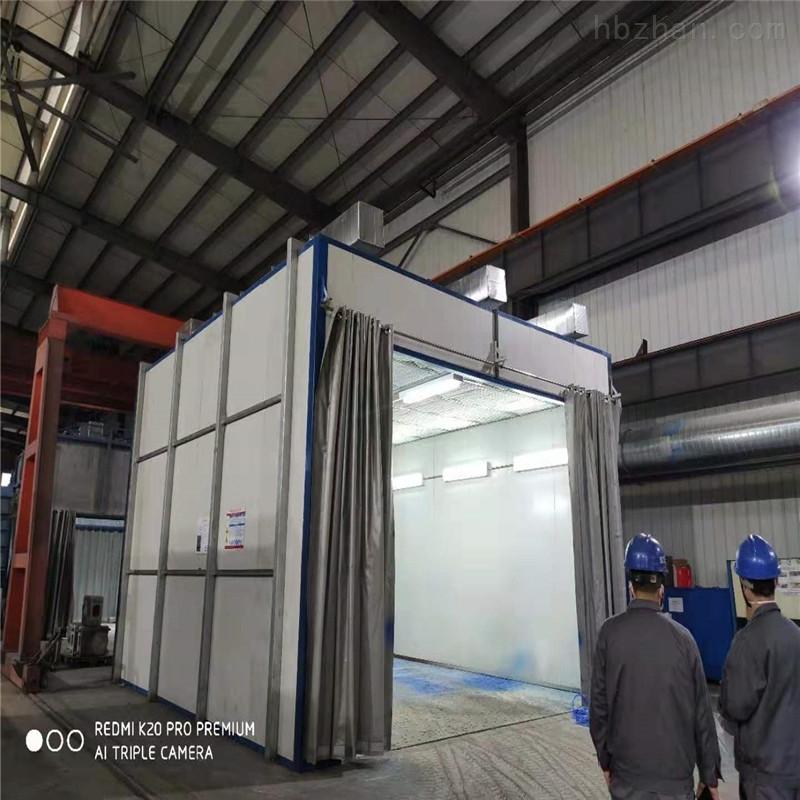 上海烤漆房废气处理设备厂家直销