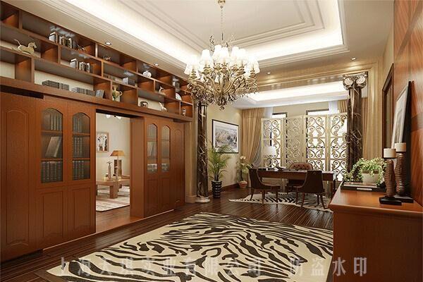 别墅私人密室建设