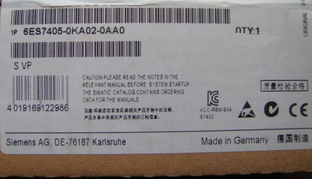 福建西门子S7-300信号模块型号大全