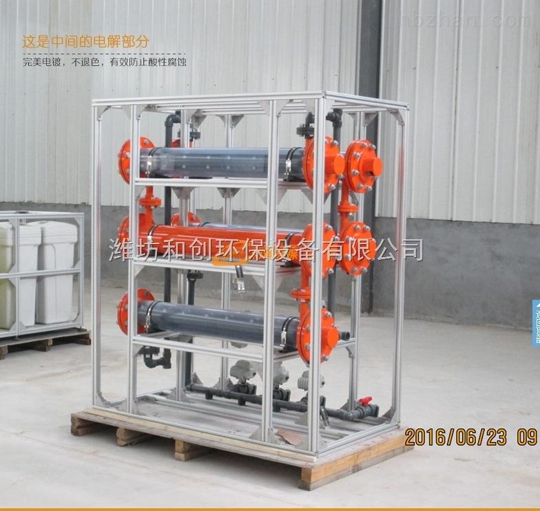 贵港专业生产水厂次氯酸钠发生器消毒设备