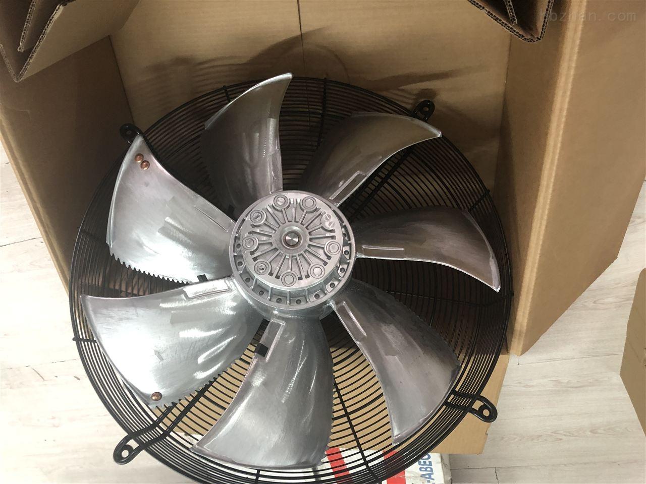 广西施乐百风机FN025-4ED.W8.A7室外空调风扇