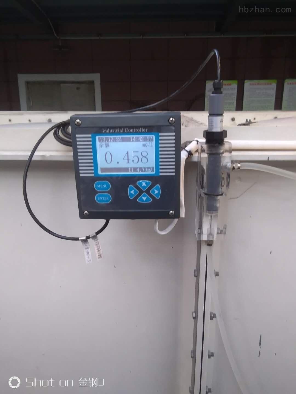 污水厂余氯检测仪